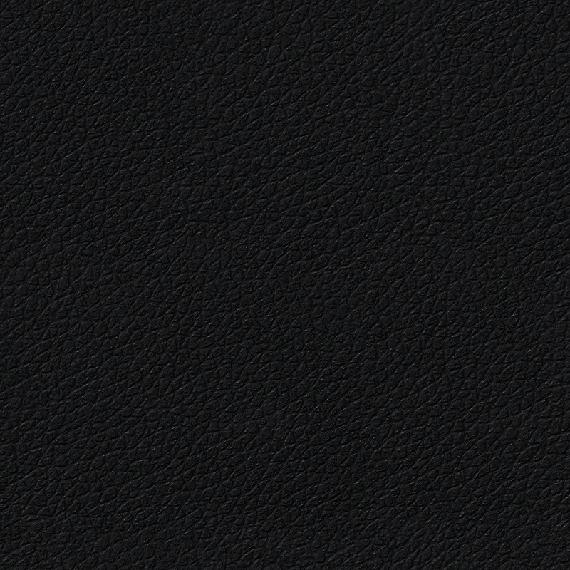 Baked leather texture result
