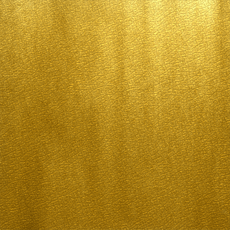 Baked gold texture